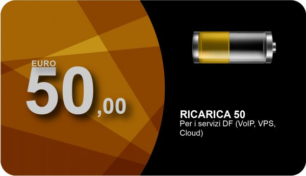 Ricarica 50